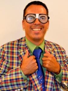Adam Benson, Middleburg councilman (Barry Lee)