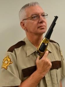 Deputy Jethro T. Coltrane (Greg Powell)
